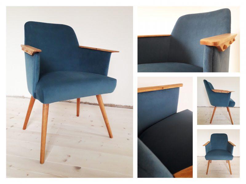 Startseite Blauer Sesselx
